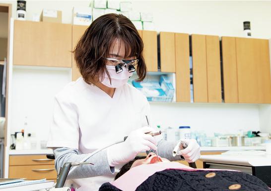 埼玉県のすなが歯科クリニックの写真2