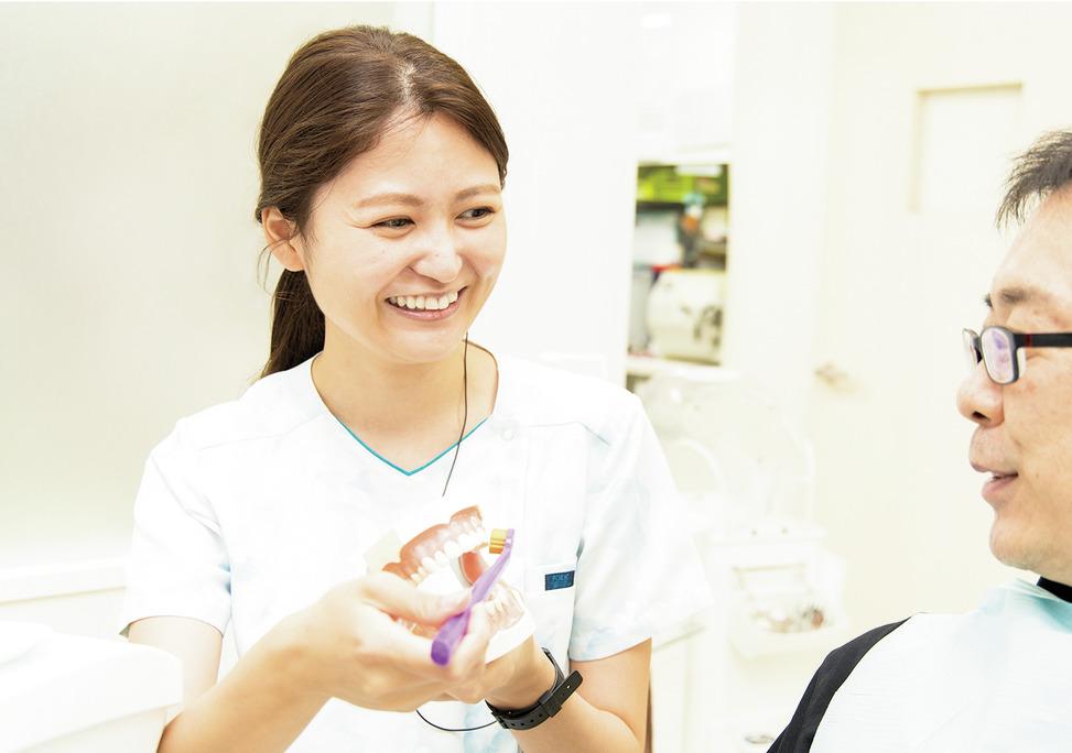 東京都のすみとも歯科クリニックの写真2