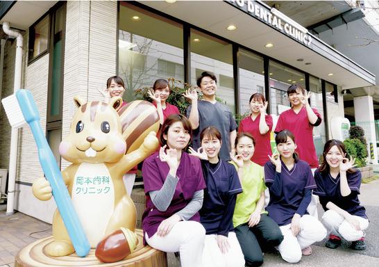 ゆとりを持った就業環境で 丁寧な診療に取り組める!