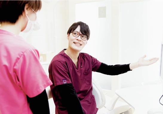 埼玉県のプラザ若葉歯科の写真2
