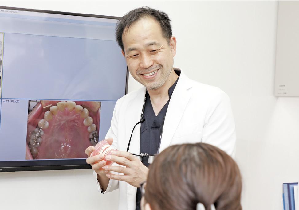 兵庫県のはまうらパーク歯科・矯正歯科の写真4