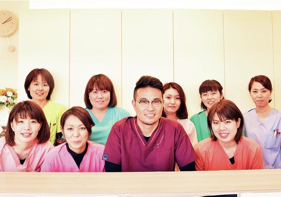 質問しやすい温かい職場で 予防中心に活躍しよう!