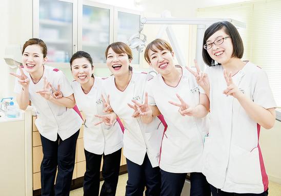 東京都のつきおか歯科医院の写真3