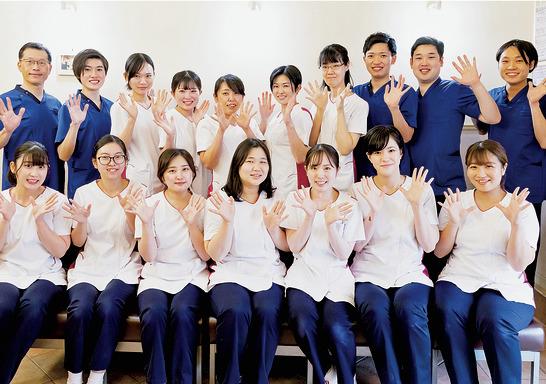 東京都のつきおか歯科医院の写真1