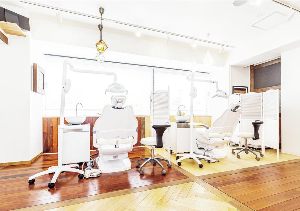 東京都の(1)吉祥寺セントラルクリニックまたは(2)三鷹公園通り歯科・小児歯科の写真3