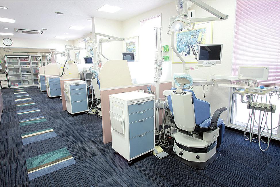 兵庫県のこがめ歯科の写真4