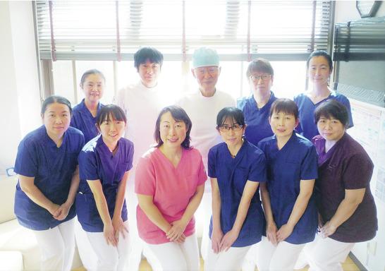 担当制で診療計画もお任せ DHが主体的に活躍できる!