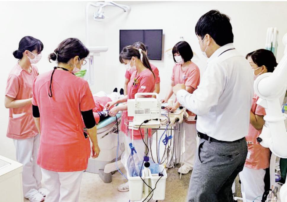 奈良県のもりた歯科クリニックの写真1