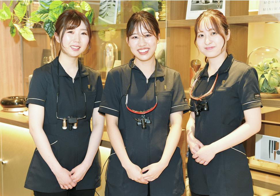 大阪府の(1)やまもと歯科クリニックまたは(2)オーク歯科クリニックの写真1