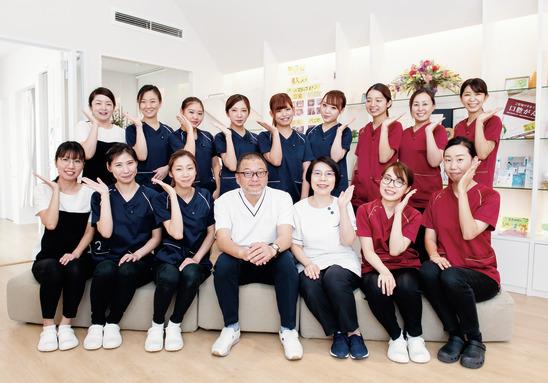 美と健康のすべてを支える 新しい時代の歯科医院です