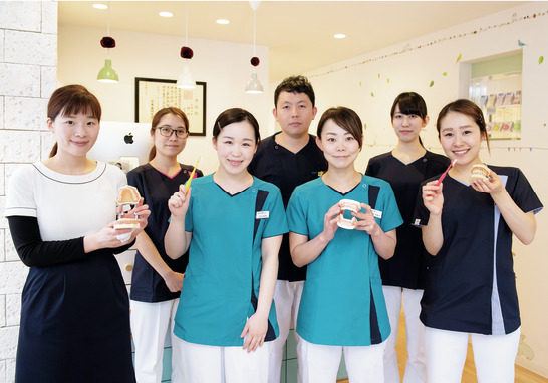 大阪府の南森町たむら歯科の写真1