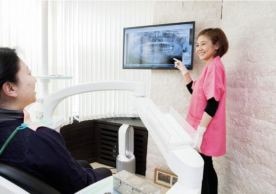 東京都の等々力歯科クリニックの写真2