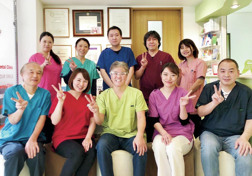東京都の等々力歯科クリニックの写真1