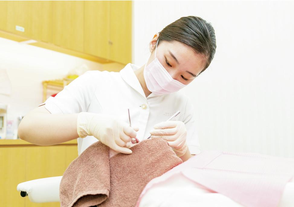 和歌山県のホワイトエッセンスわかやま歯科の写真4