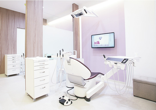 東京都のL歯科クリニックの写真2