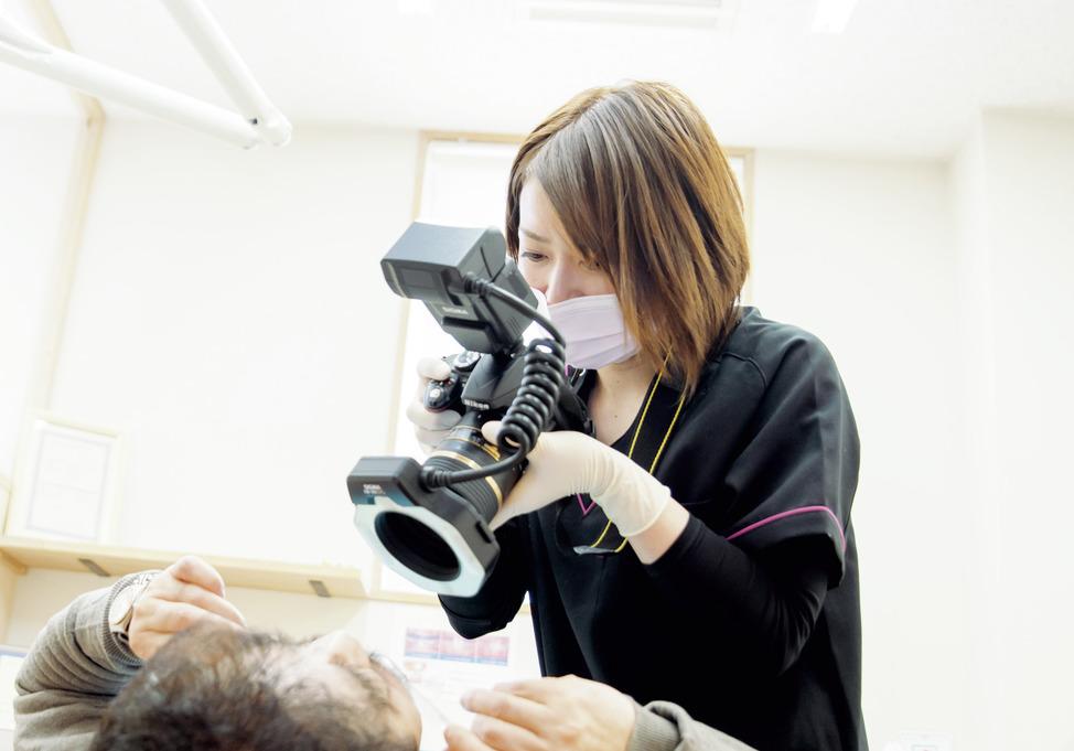 愛知県のいわい歯科医院の写真2