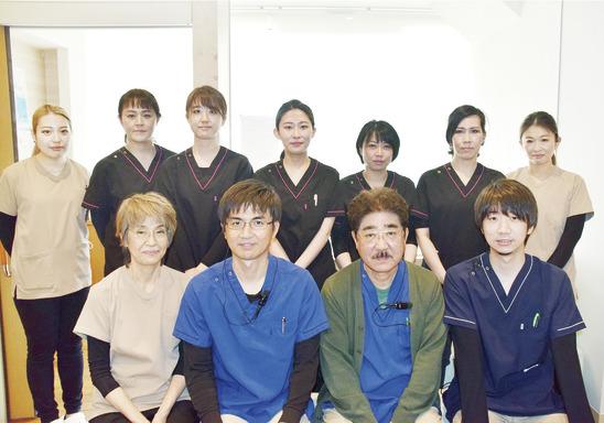 愛知県のいわい歯科医院の写真1