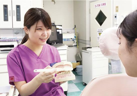埼玉県の掛川歯科医院の写真2