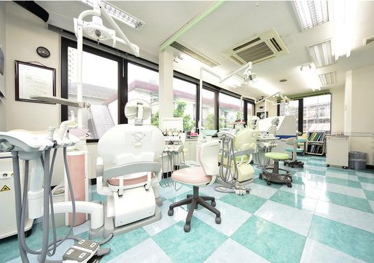 埼玉県の掛川歯科医院の写真3