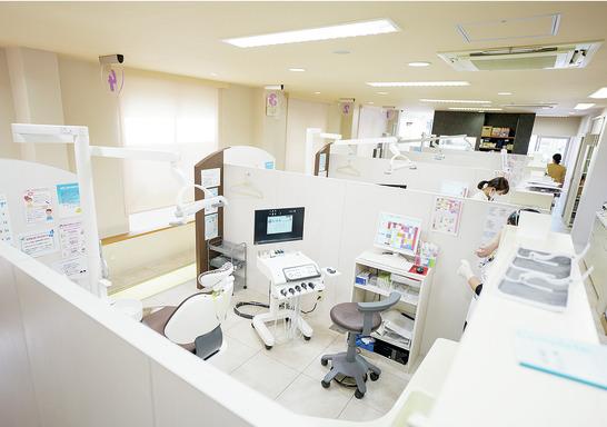 大阪府のクレモト歯科診療所の写真4