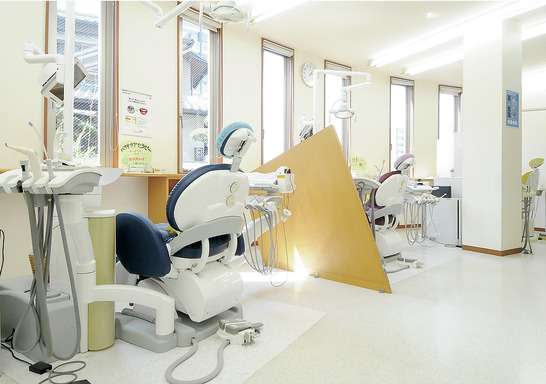 奈良県の西大寺こじか歯科診療所の写真3