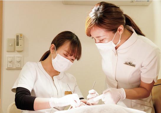 大阪府の(1)ひしだ歯科クリニック 香里園本院または(2)ひしだ歯科クリニック 吹田分院の写真3