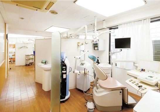 大阪府の(1)ひしだ歯科クリニック 香里園本院または(2)ひしだ歯科クリニック 吹田分院の写真4