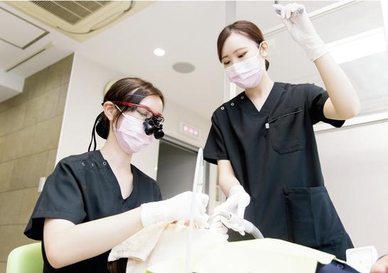 神奈川県のさいとう歯科医院 (ホワイトエッセンス京急久里浜)の写真2