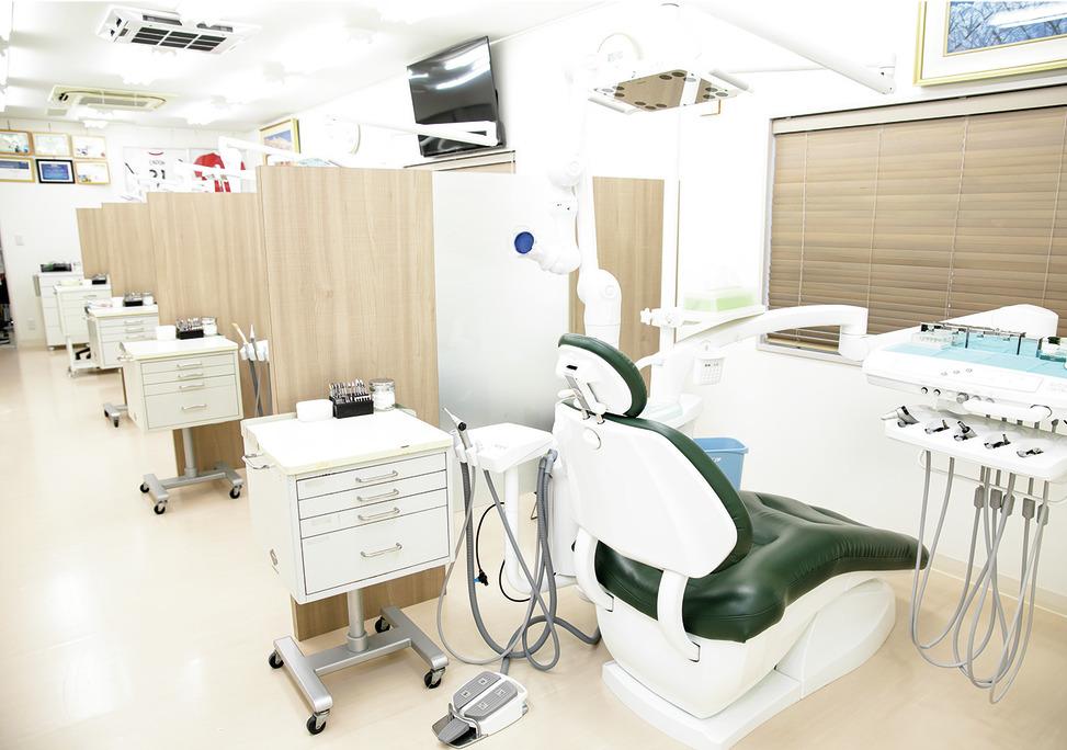 千葉県のめいわ歯科医院の写真3