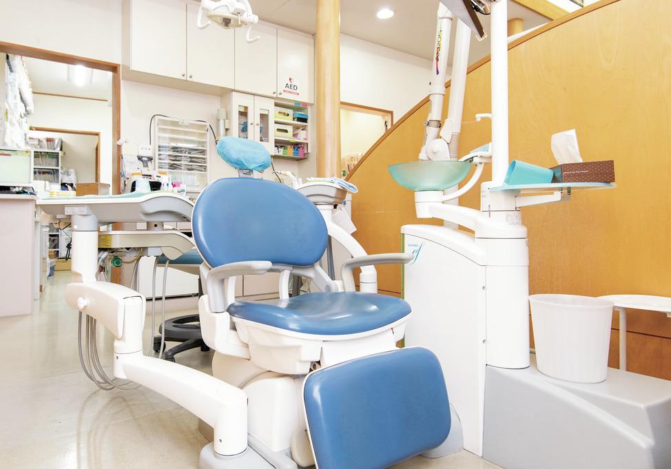 愛知県のすぎむら歯科クリニックの写真3
