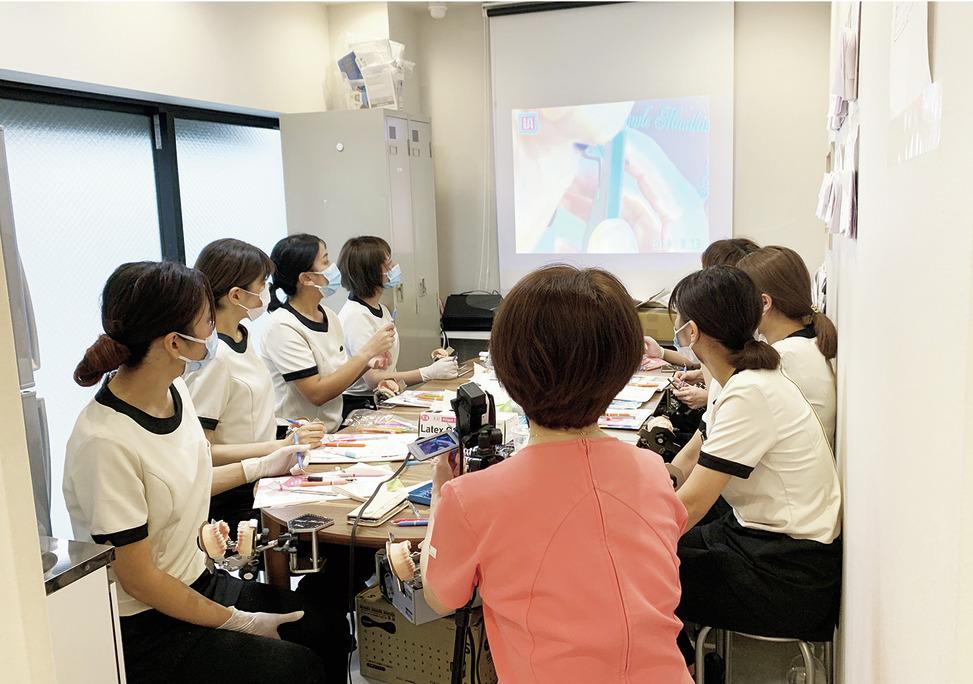 東京都のたけお歯科の写真3
