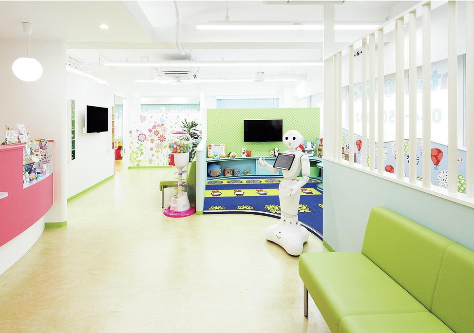 神奈川県の(1)かわべ歯科または(2)かわべ歯科・キッズプラスの写真4