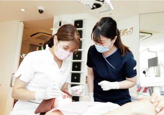 埼玉県の大宮SHIN矯正歯科の写真3