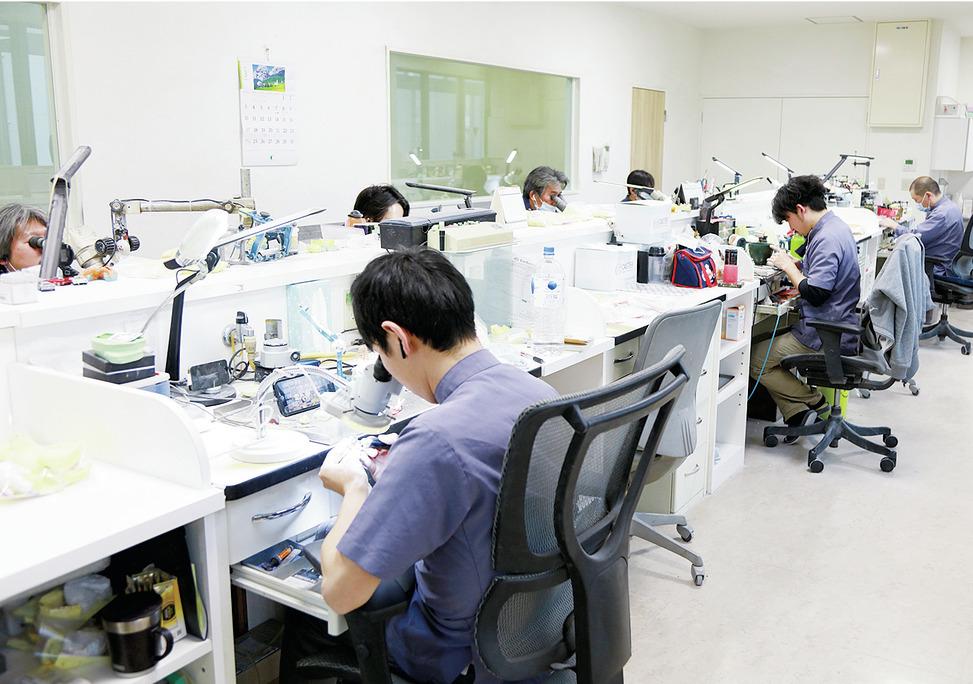神奈川県の鶴見歯科医院の写真3