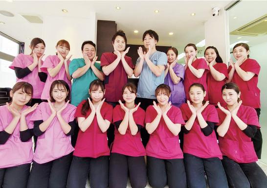 常勤DH6名在籍!教育体制◎ 週休3日で月給27万円可!