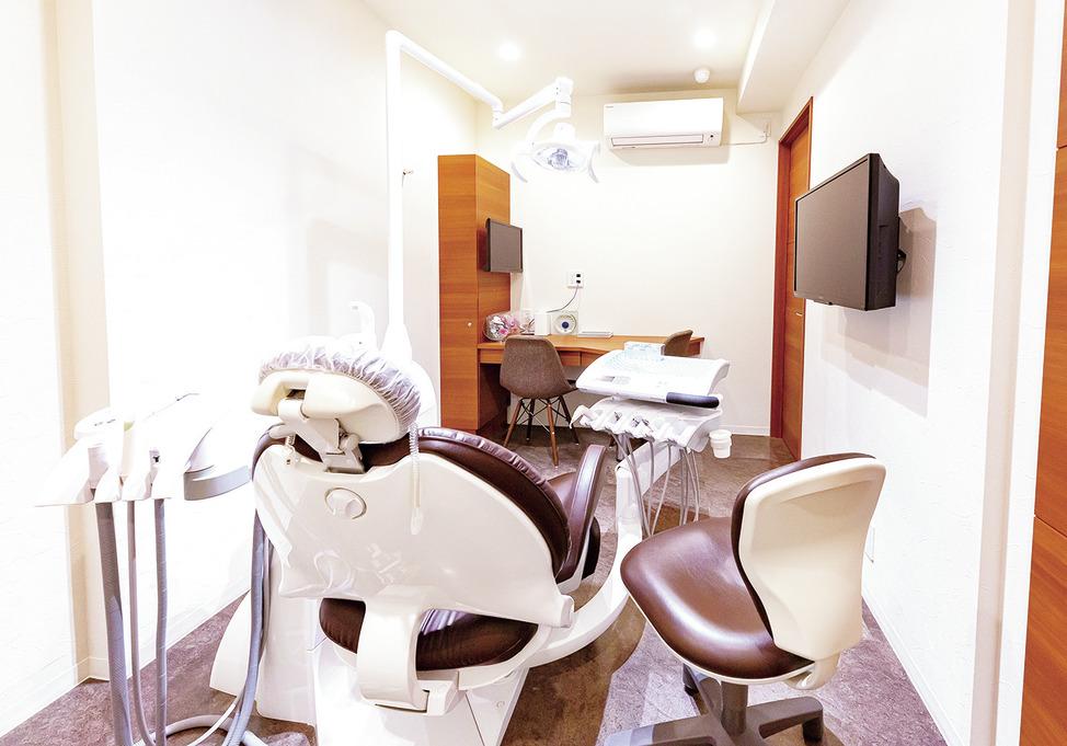 東京都の多摩府中うめはら歯科の写真2