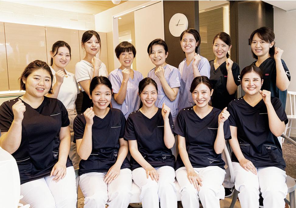 東京都の(1)森下ベリタス歯科または(2)蔵前ベリタス歯科の写真1