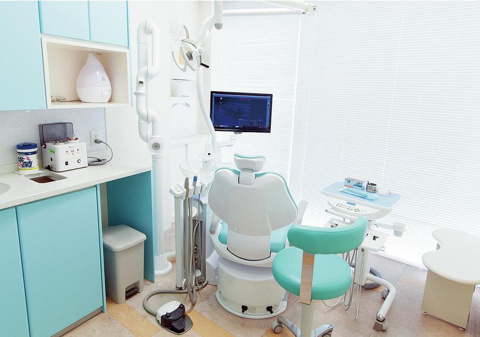 神奈川県の(1)堀元歯科医院または(2)センター北こども&ファミリー歯科の写真3