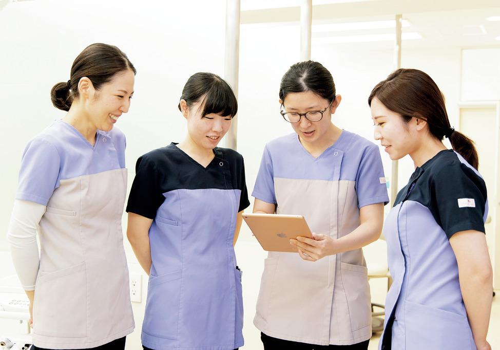 神奈川県の(1)堀元歯科医院または(2)センター北こども&ファミリー歯科の写真4
