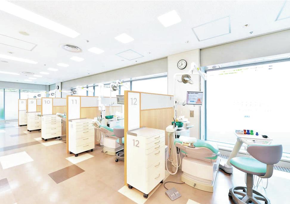 東京都の宮田歯科三田診療所の写真3