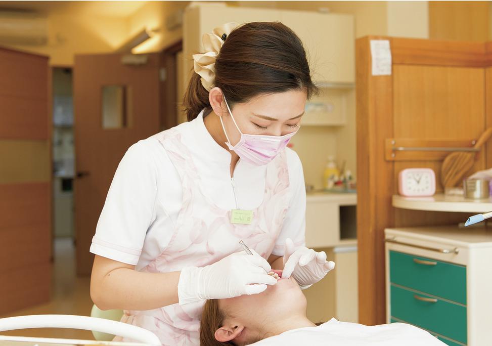 愛知県のかきぬま歯科クリニックの写真2