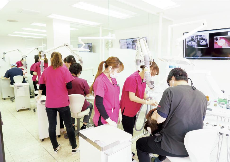 東京都のヒロ歯科の写真2