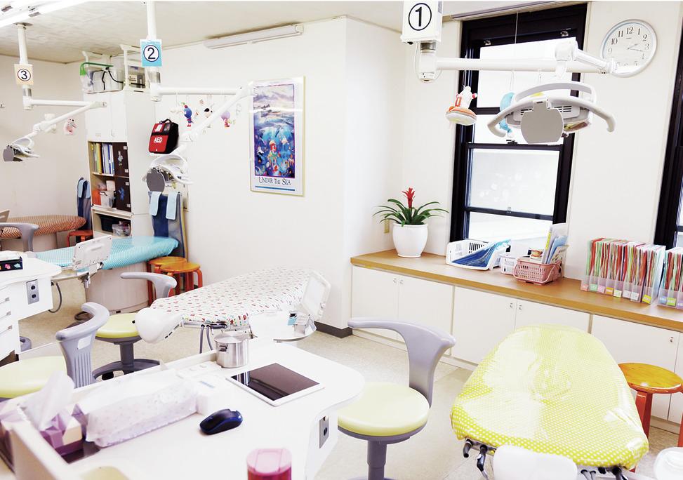 神奈川県のマリン小児歯科クリニックの写真3