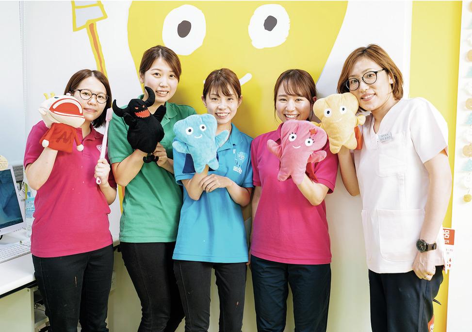 神奈川県の(1)おぎはら歯科医院または(2)横浜山手キッズデンタルパークまたは(3)みなとみらい おぎはら歯科医院または(4)みなとみらい キッズデンタルパークの写真3