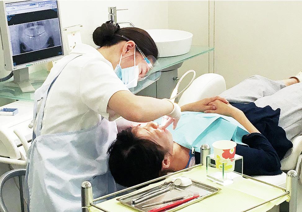 広島県のもりした歯科クリニックの写真2