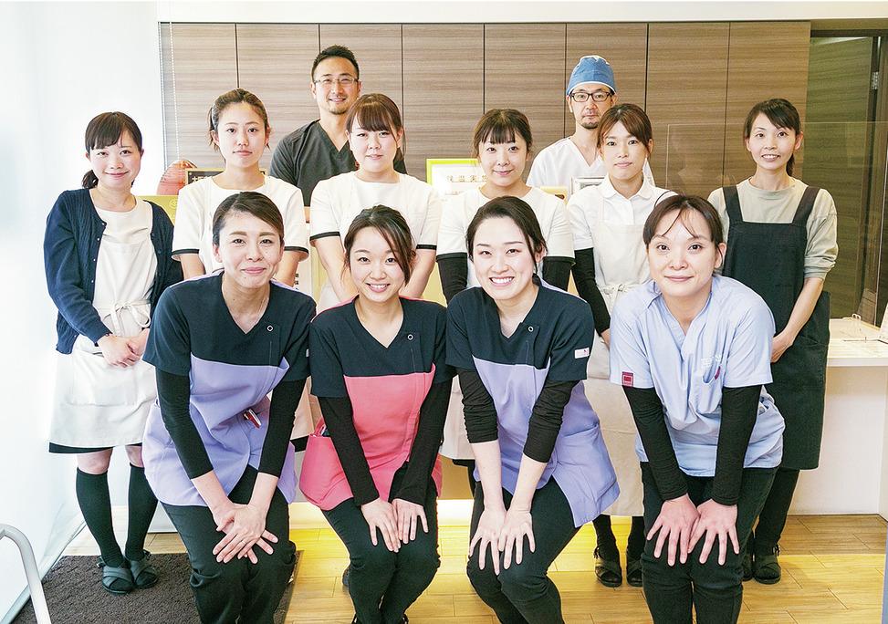 大阪府のうちの歯科クリニックの写真1