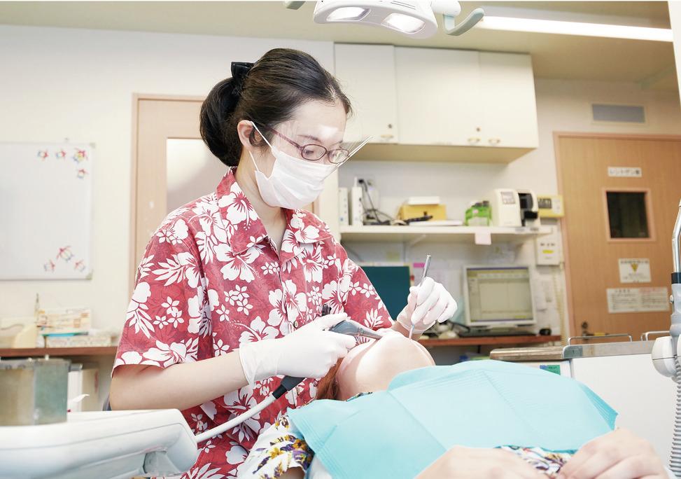 東京都の(1)仁愛歯科クリニックまたは(2)西台仁愛歯科クリニックの写真2