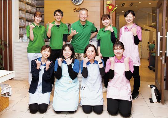 東京都の(1)仁愛歯科クリニックまたは(2)西台仁愛歯科クリニックの写真1