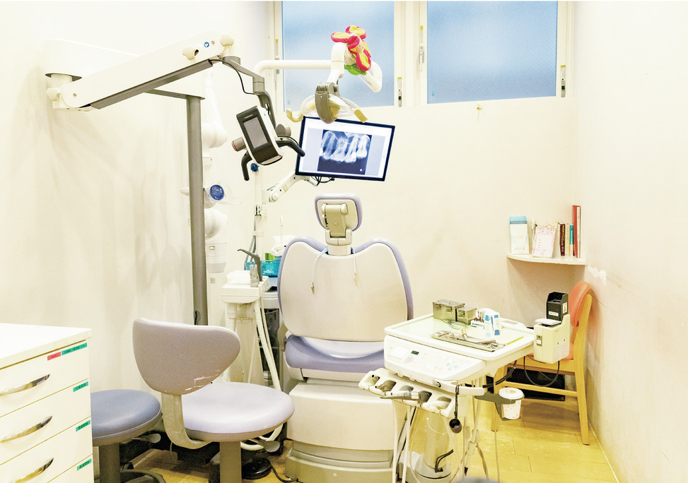 東京都の(1)仁愛歯科クリニックまたは(2)西台仁愛歯科クリニックの写真3