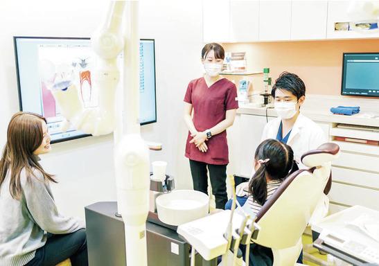 埼玉県のたぼ歯科医院の写真2